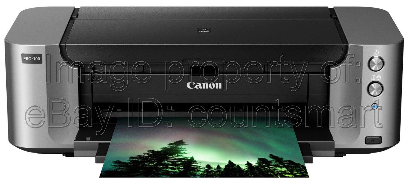 Canon PIXMA PRO-100 Series Setup Manual - Free PDF ...